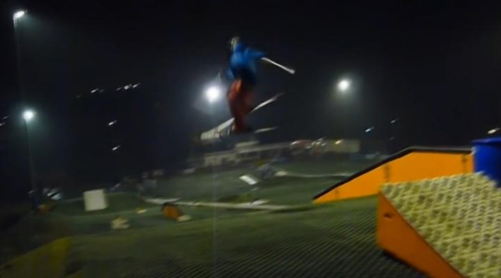 2010 Me Skiing