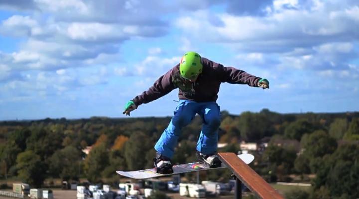 2012 Snowboarding Sunday