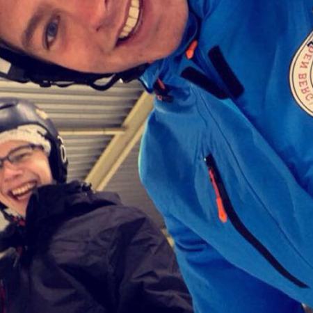 Op skivakantie!